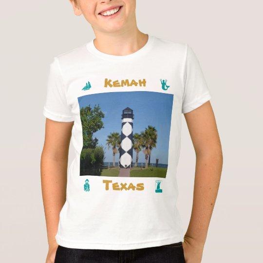 Kemah Lighthouse t-shirt