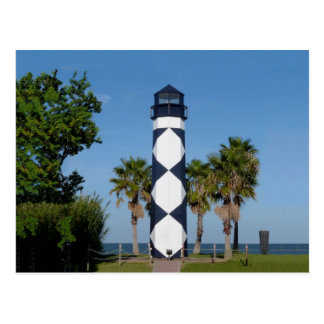Kemah, TX  Lighthousepostcard Postcard