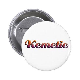 kemetic pinback button