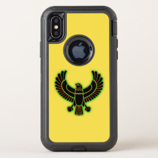 Kemetic Falcon Iphone Case