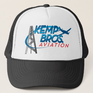 Kemp Bros. Aviation Trucker Hat