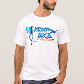 Kemp Brothers Aviation T-Shirt