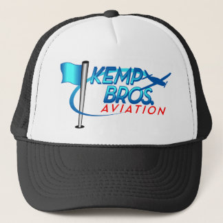 Kemp Brothers Aviation Trucker Hat