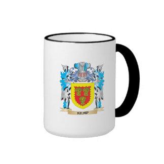 Kemp Coat of Arms - Family Crest Mug