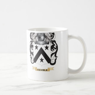 Kemp Coat of Arms (Family Crest) Coffee Mugs