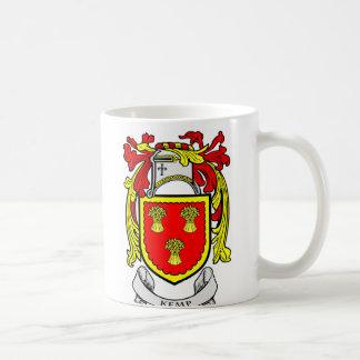 KEMP Coat of Arms Mug