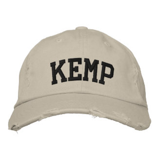 Kemp Embroidered Hat
