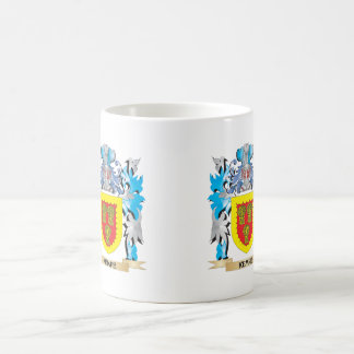 Kempe Coat of Arms - Family Crest Mugs