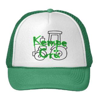 kempe crü cap trucker hat