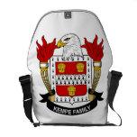 Kempe Family Crest Messenger Bag