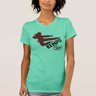 KEMPO Girl 1.1 T-Shirt