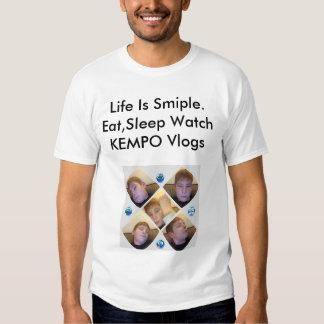 KEMPO VLOGS shirt