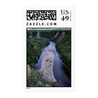 Kemuk River Sandbar Postage Stamps