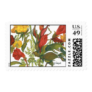Ken and Jane's Flowers Postage