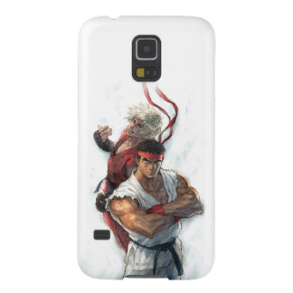 Ken and Ryu 2 Case For Galaxy S5