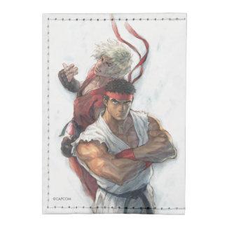 Ken and Ryu 2 Tyvek® Card Case Wallet
