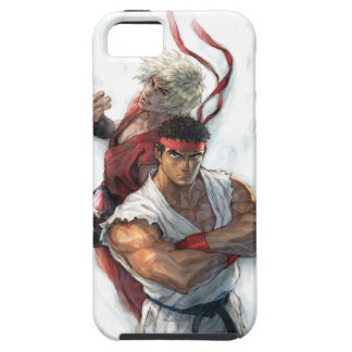 Ken and Ryu 2 iPhone SE/5/5s Case