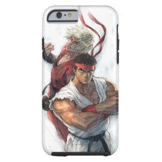 Ken and Ryu 2 Tough iPhone 6 Case