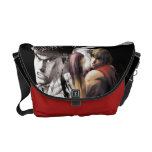 Ken and Ryu Courier Bags