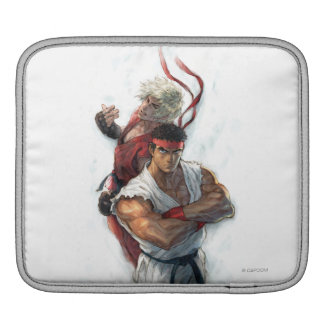Ken and Ryu Sleeves For iPads