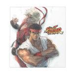 Ken and Ryu Notepad