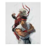 Ken and Ryu Poster