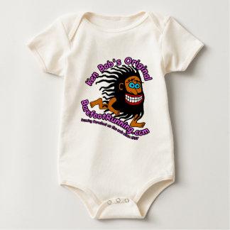 Ken Bob's Original BarefootRunning.com Baby Bodysuit