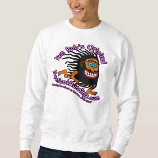 Ken Bob's Original BarefootRunning.com Sweatshirt