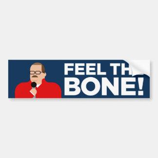 """Ken Bone Bumper Sticker """"FEEL THE BONE!"""""""