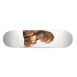 Ken Bust Skateboard Deck