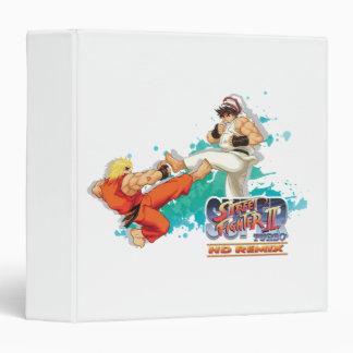Ken contra Ryu 2