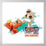 Ken contra Ryu 2 Póster