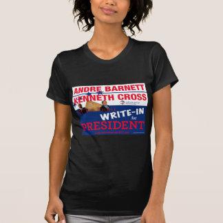 Ken Cross and Andre Barnett Second Graphic T-Shirt