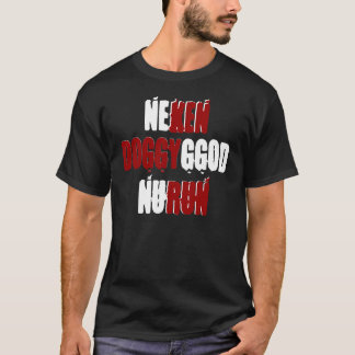 ken doggy run 3 T-Shirt