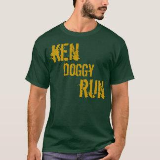 ken doggy run T-Shirt