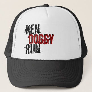 ken doggy trucker hat