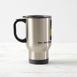 Ken Houldsworth for President. Travels Coffee Mugs
