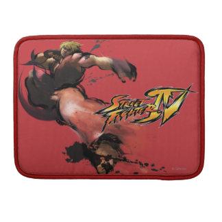 Ken Kick MacBook Pro Sleeves