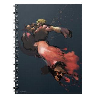Ken Kick Notebook