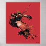 Ken Kick Poster