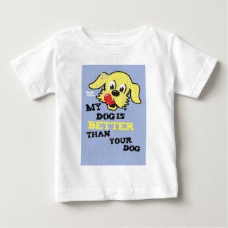 Ken L Ration T Shirt My Dogs Better