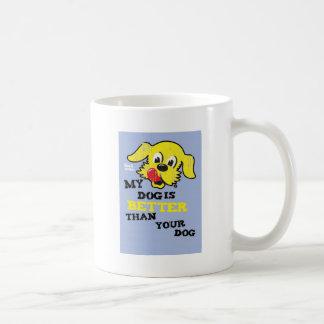 Ken L Ration T Shirt My Dogs Better Coffee Mug