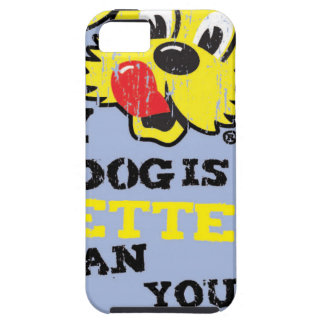 Ken L Ration T Shirt My Dogs Better iPhone SE/5/5s Case