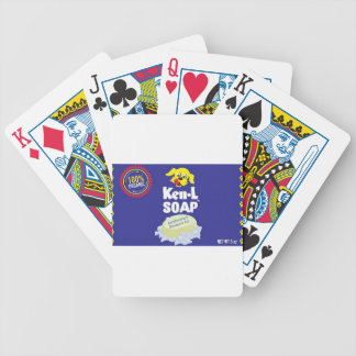 Ken L Soap On A Rope Retrobrands Bicycle Playing Cards