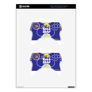 Ken L Soap On A Rope Retrobrands Xbox 360 Controller Decal