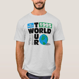 Ken MacDonell World Tour (1995) T-Shirt