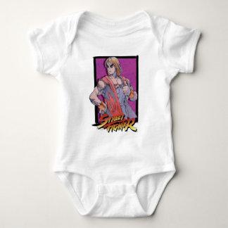 Ken Masters Baby Bodysuit