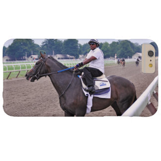 Ken McPeek Workouts at Saratoga Barely There iPhone 6 Plus Case