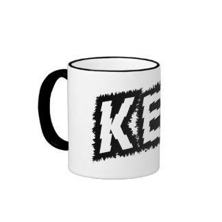 Ken Coffee Mug