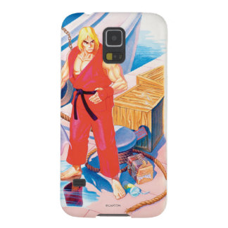 Ken on Dock Galaxy S5 Case